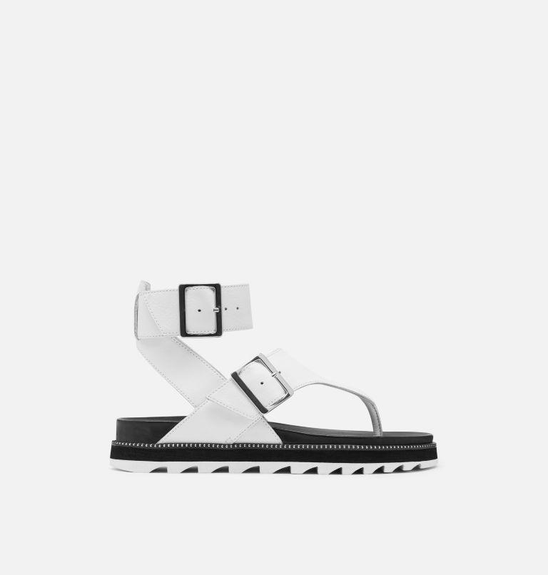 ROAMING™ T-STRAP | 125 | 8 Womens Roaming™ T-Strap Sandal, Sea Salt, front