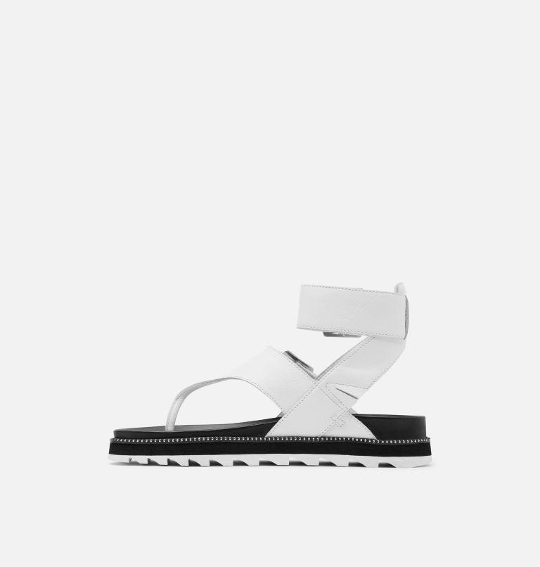 ROAMING™ T-STRAP | 125 | 7 Women's Roaming™ T-strap Sandal, Sea Salt, medial