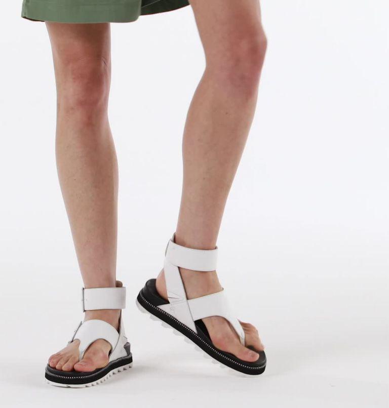 ROAMING™ T-STRAP | 125 | 8 Womens Roaming™ T-Strap Sandal, Sea Salt, video