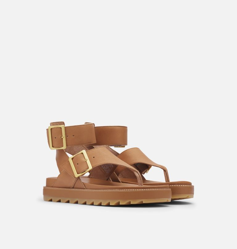 Roaming™ T-Strap Sandale Für Damen Roaming™ T-Strap Sandale Für Damen, 3/4 front