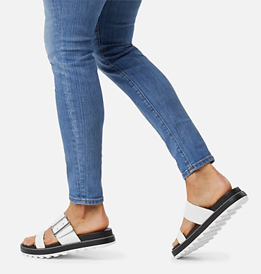 Women's Roaming™ Buckle Slide ROAMING™ BUCKLE SLIDE | 125 | 7.5, Sea Salt, video
