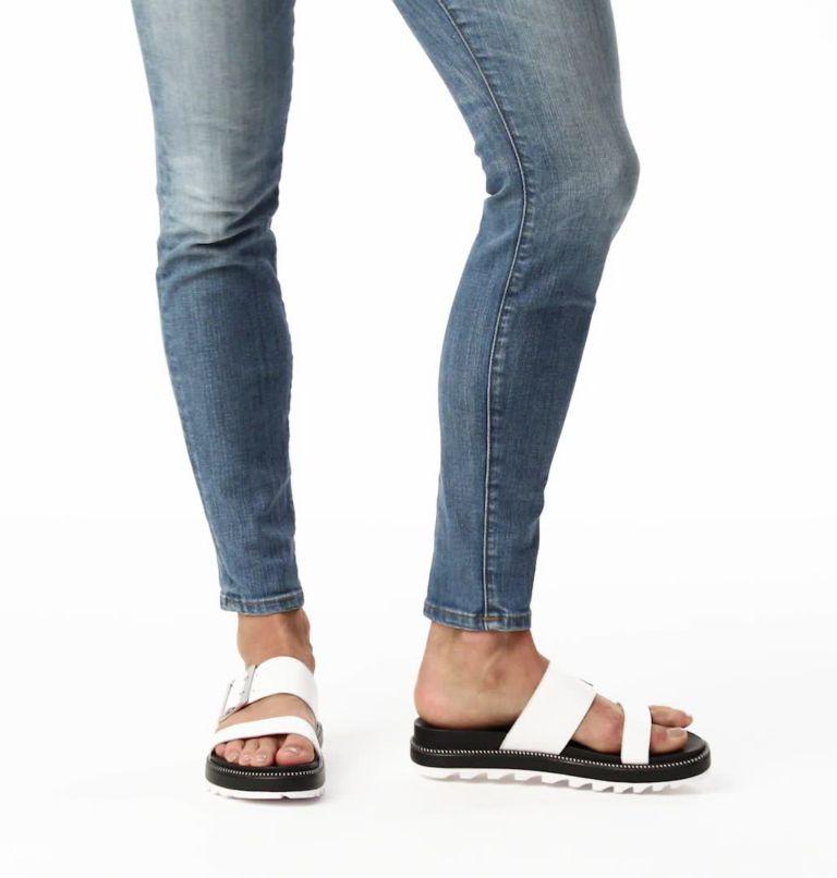 Sandale en toile de jute dotée d'un fermoir à boucle Roaming™ pour femme Sandale en toile de jute dotée d'un fermoir à boucle Roaming™ pour femme, video