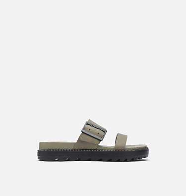 Women's Roaming™ Buckle Slide ROAMING™ BUCKLE SLIDE | 125 | 7.5, Sage, front