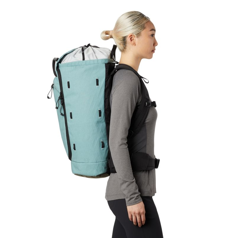 Crag Wagon™ 35L Backpack | 460 | S/M Crag Wagon™ 35L Backpack, Stone Blue, a1