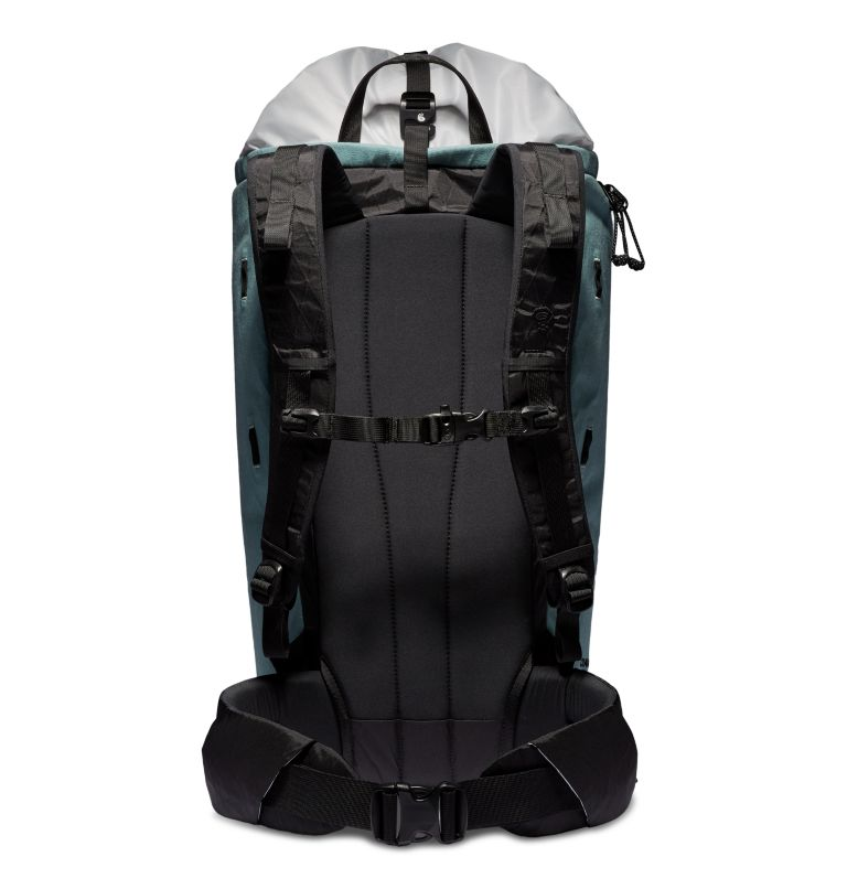 Crag Wagon™ 35L Backpack | 460 | S/M Crag Wagon™ 35L Backpack, Stone Blue, back