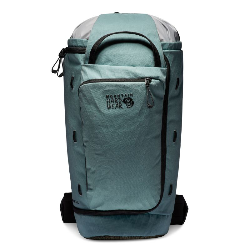 Crag Wagon™ 35L Backpack | 460 | S/M Crag Wagon™ 35L Backpack, Stone Blue, front