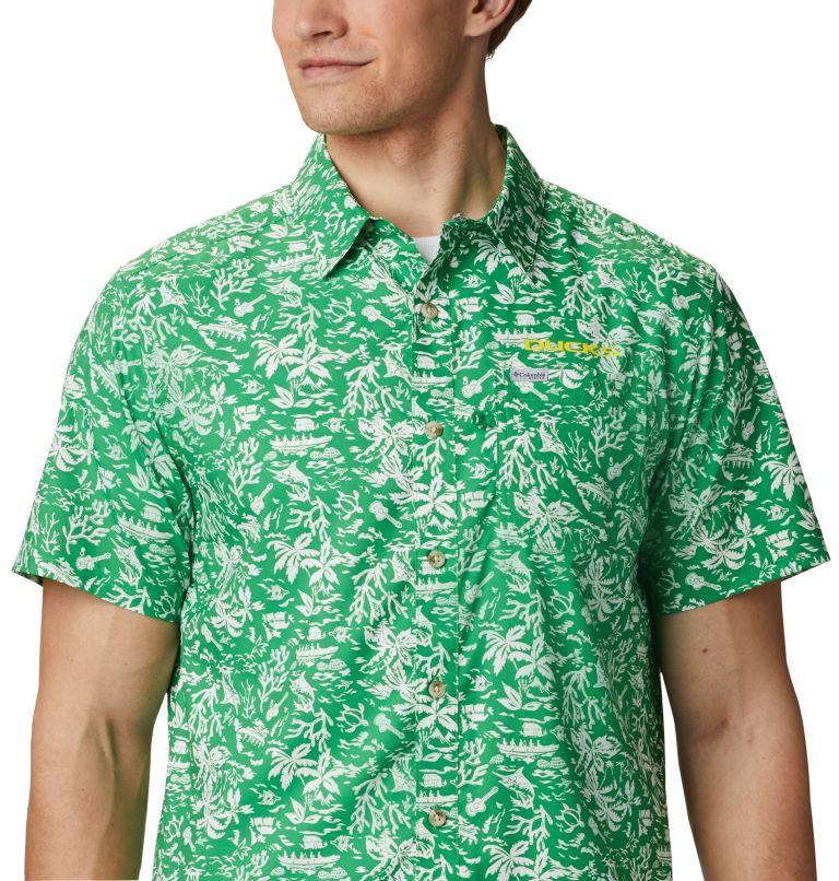 CLG Super Slack Tide™ Shirt | 346 | S Men's Collegiate PFG Super Slack Tide™ Shirt, UO - Fuse Green, a3