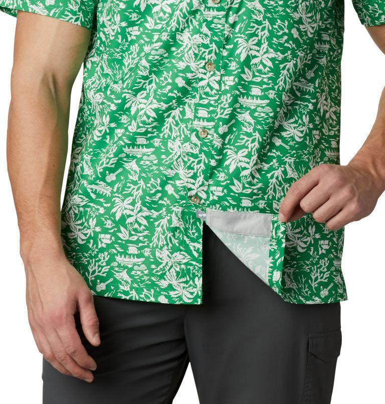 Men's Collegiate PFG Super Slack Tide™ Shirt - Oregon Men's Collegiate PFG Super Slack Tide™ Shirt - Oregon, a4
