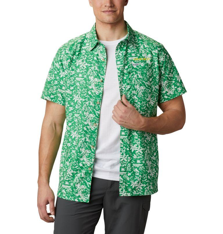 Men's Collegiate PFG Super Slack Tide™ Shirt - Oregon Men's Collegiate PFG Super Slack Tide™ Shirt - Oregon, front
