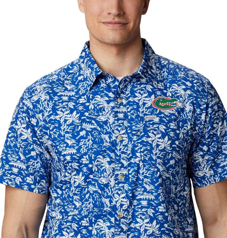 Men's Collegiate PFG Super Slack Tide™ Shirt - Florida Men's Collegiate PFG Super Slack Tide™ Shirt - Florida, a3