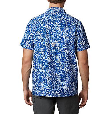 Men's Collegiate PFG Super Slack Tide™ Shirt - Florida CLG Super Slack Tide™ Shirt | 436 | L, FLA - Azul, back