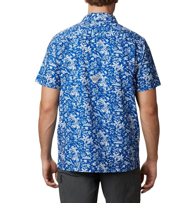 Men's Collegiate PFG Super Slack Tide™ Shirt - Florida Men's Collegiate PFG Super Slack Tide™ Shirt - Florida, back