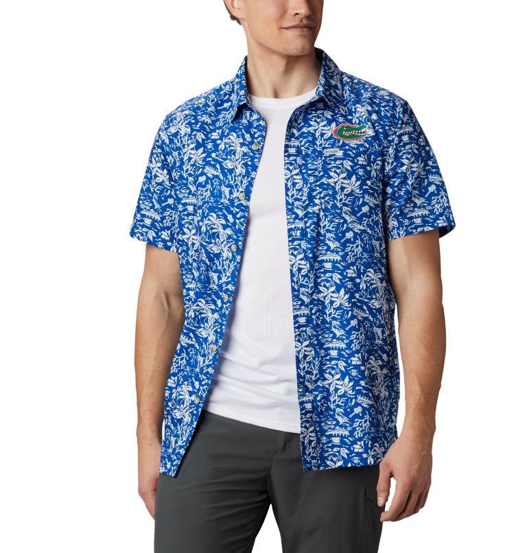 Men's Collegiate PFG Super Slack Tide™ Shirt - Florida Men's Collegiate PFG Super Slack Tide™ Shirt - Florida, front
