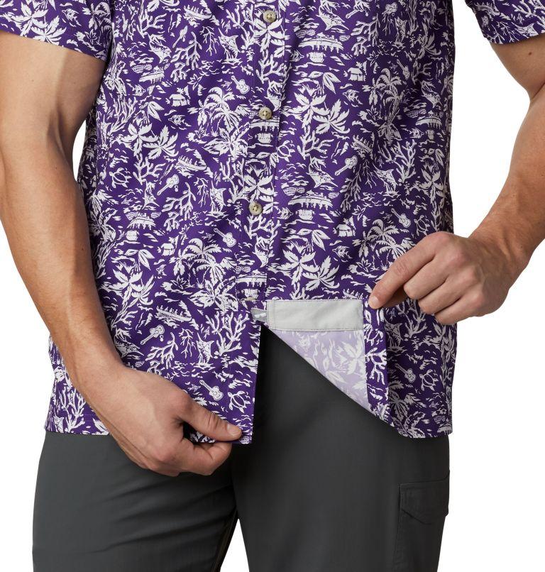 Men's Collegiate PFG Super Slack Tide™ Shirt - LSU Men's Collegiate PFG Super Slack Tide™ Shirt - LSU, a4