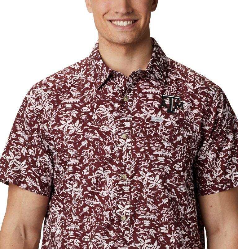 Men's Collegiate PFG Super Slack Tide™ Shirt - Texas A&M Men's Collegiate PFG Super Slack Tide™ Shirt - Texas A&M, a3