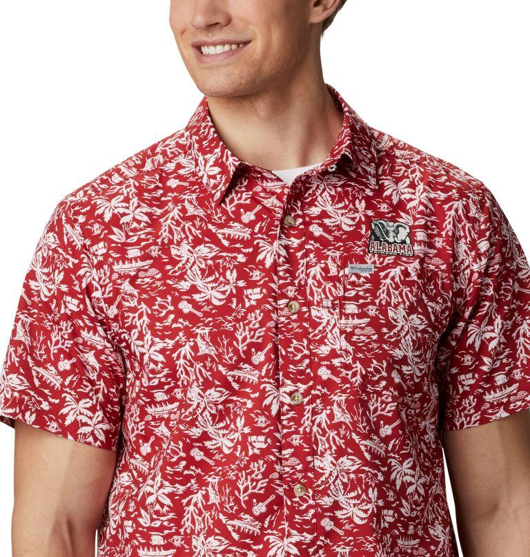 Men's Collegiate PFG Super Slack Tide™ Shirt - Alabama Men's Collegiate PFG Super Slack Tide™ Shirt - Alabama, a3