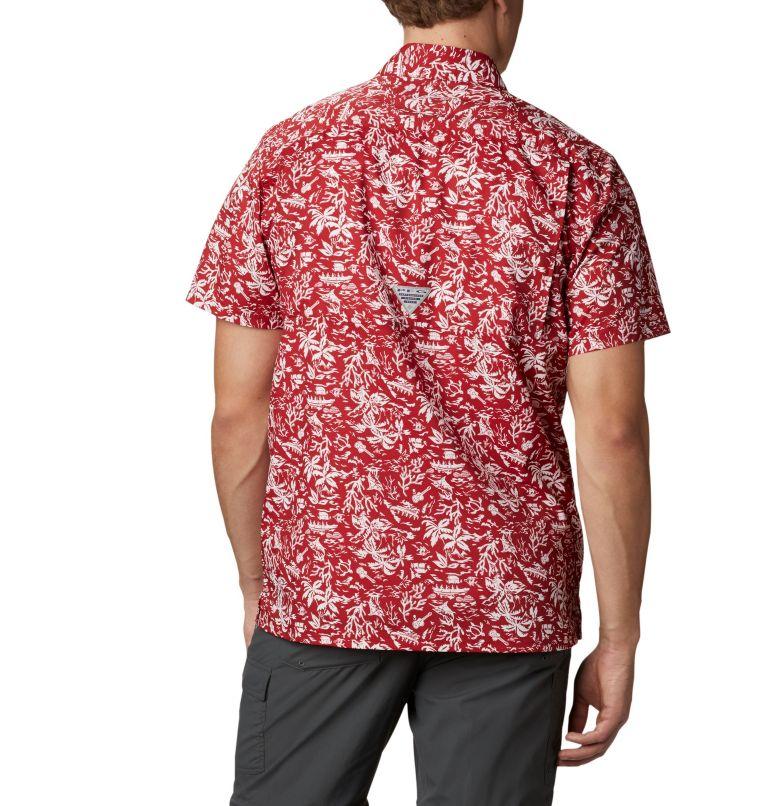 Men's Collegiate PFG Super Slack Tide™ Shirt - Alabama Men's Collegiate PFG Super Slack Tide™ Shirt - Alabama, back