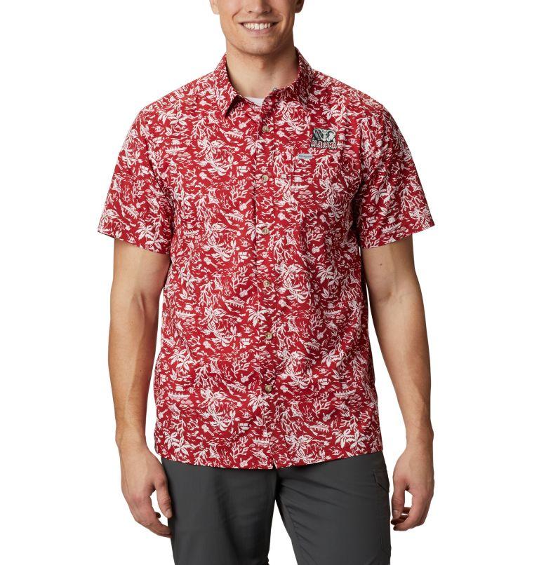 Men's Collegiate PFG Super Slack Tide™ Shirt - Alabama Men's Collegiate PFG Super Slack Tide™ Shirt - Alabama, front