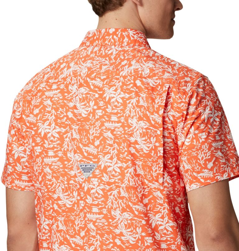 Men's Collegiate PFG Super Slack Tide™ Shirt - Oregon State Men's Collegiate PFG Super Slack Tide™ Shirt - Oregon State, a2