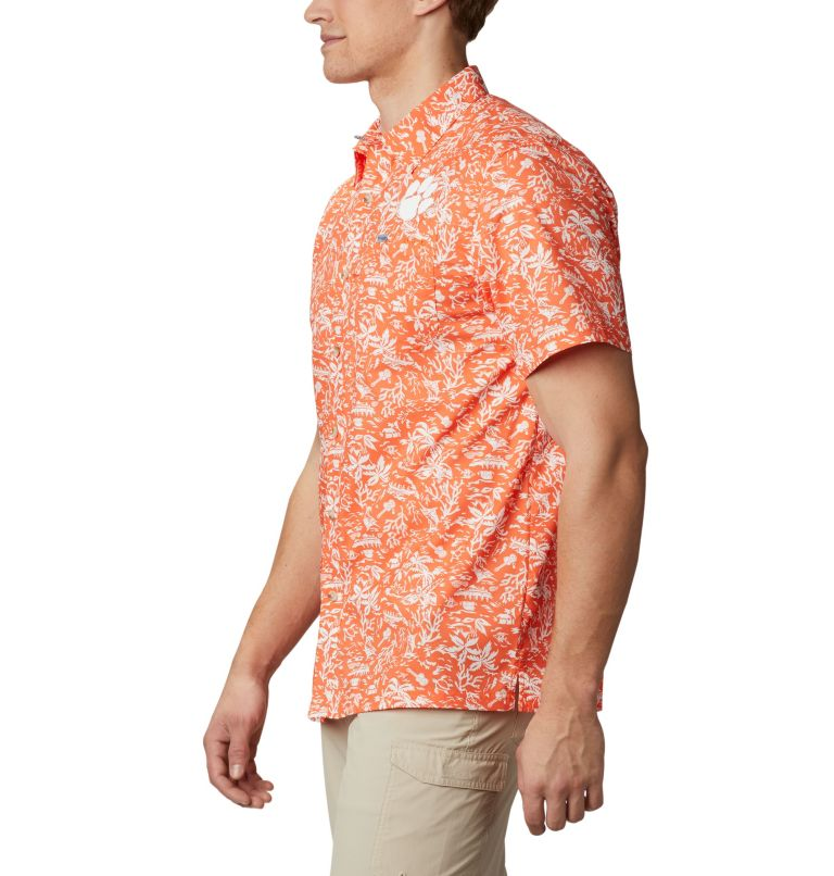 Men's Collegiate PFG Super Slack Tide™ Shirt - Clemson Men's Collegiate PFG Super Slack Tide™ Shirt - Clemson, a1
