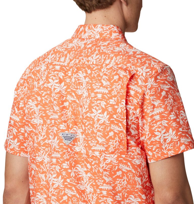 Men's Collegiate PFG Super Slack Tide™ Shirt - Clemson Men's Collegiate PFG Super Slack Tide™ Shirt - Clemson, a2