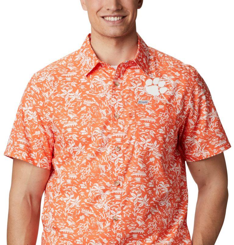 Men's Collegiate PFG Super Slack Tide™ Shirt - Clemson Men's Collegiate PFG Super Slack Tide™ Shirt - Clemson, a3
