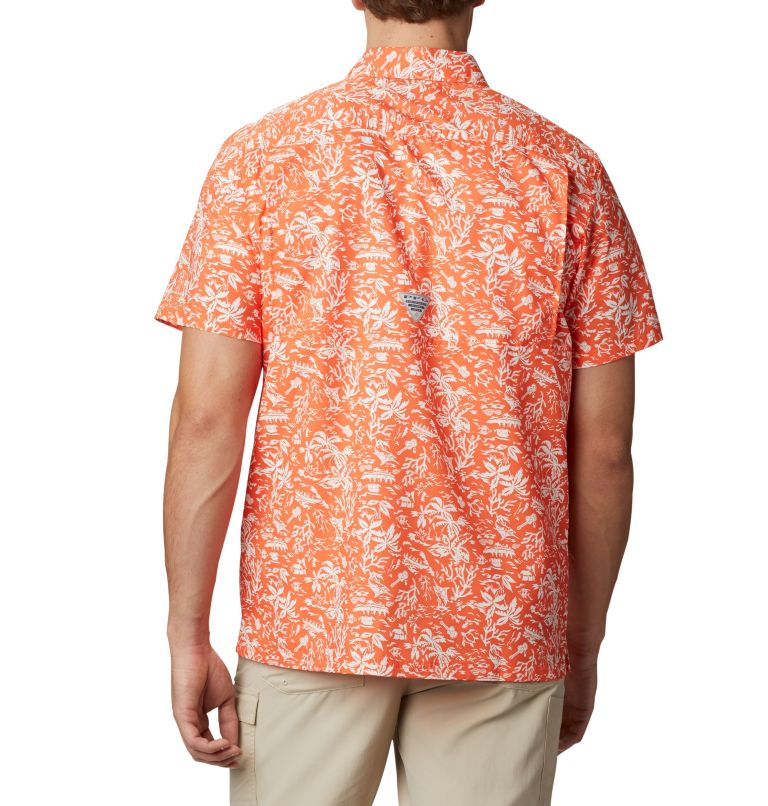 Men's Collegiate PFG Super Slack Tide™ Shirt - Clemson Men's Collegiate PFG Super Slack Tide™ Shirt - Clemson, back