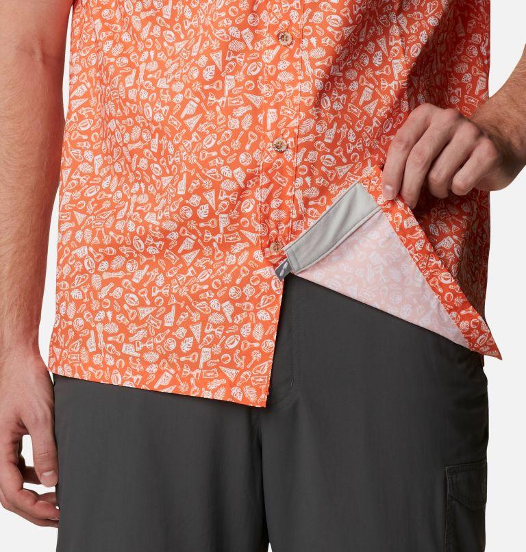 Men's Collegiate PFG Super Slack Tide™ Shirt - Clemson Men's Collegiate PFG Super Slack Tide™ Shirt - Clemson, a4