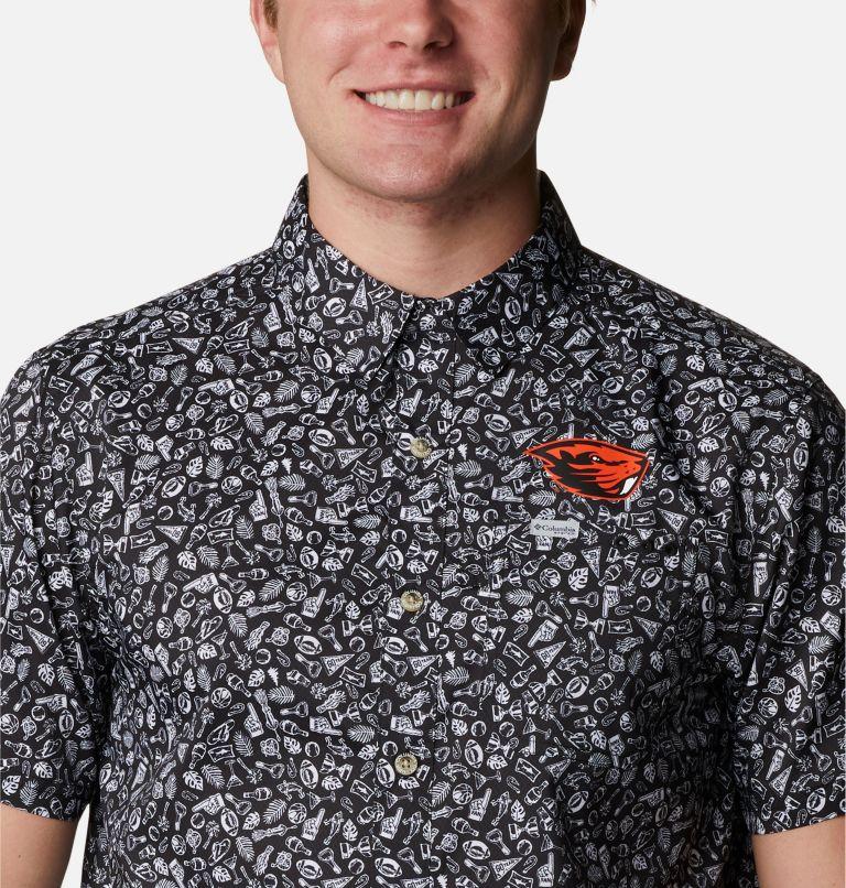 Men's Collegiate PFG Super Slack Tide™ Shirt - Oregon State Men's Collegiate PFG Super Slack Tide™ Shirt - Oregon State, a2