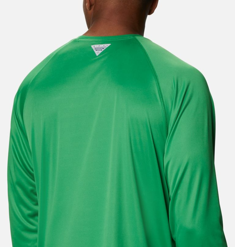 Men's Collegiate PFG Terminal Tackle™ Long Sleeve Shirt - Oregon Men's Collegiate PFG Terminal Tackle™ Long Sleeve Shirt - Oregon, a3