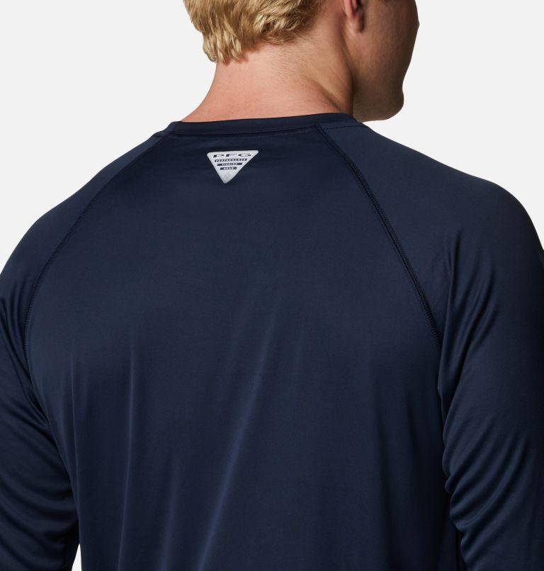 Men's Collegiate PFG Terminal Tackle™ Long Sleeve Shirt - Michigan Men's Collegiate PFG Terminal Tackle™ Long Sleeve Shirt - Michigan, a3