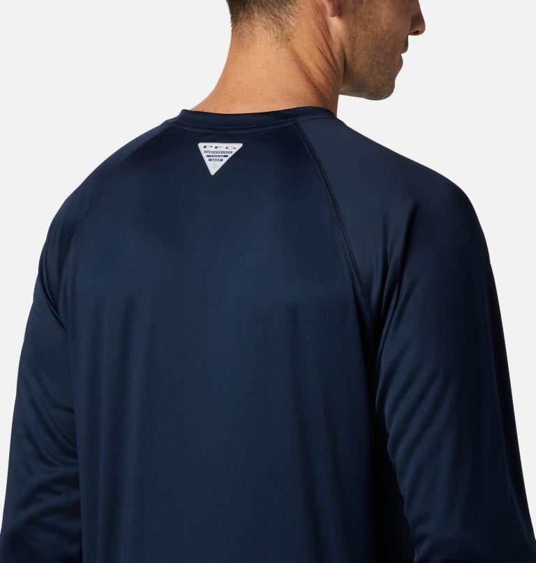 Men's Collegiate PFG Terminal Tackle™ Long Sleeve Shirt - West Virginia Men's Collegiate PFG Terminal Tackle™ Long Sleeve Shirt - West Virginia, a3
