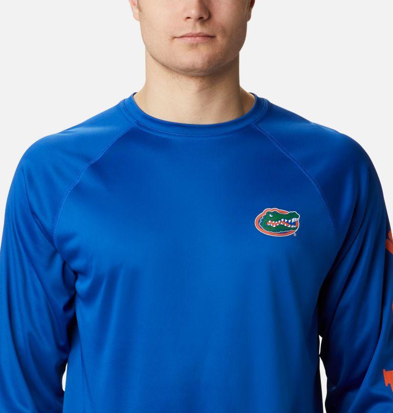 Men's Collegiate PFG Terminal Tackle™ Long Sleeve Shirt - Florida Men's Collegiate PFG Terminal Tackle™ Long Sleeve Shirt - Florida, a2