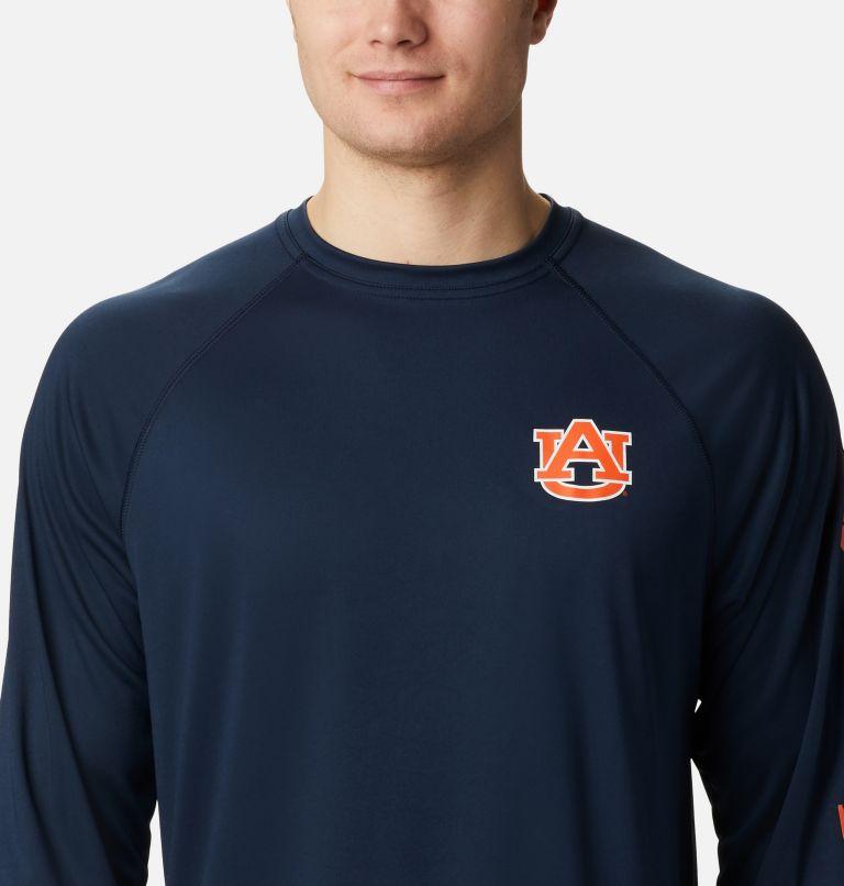 Men's Collegiate PFG Terminal Tackle™ Long Sleeve Shirt - Auburn Men's Collegiate PFG Terminal Tackle™ Long Sleeve Shirt - Auburn, a2