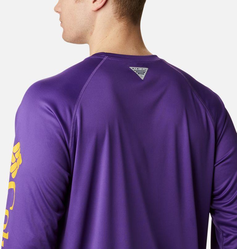 Men's Collegiate PFG Terminal Tackle™ Long Sleeve Shirt - LSU Men's Collegiate PFG Terminal Tackle™ Long Sleeve Shirt - LSU, a3