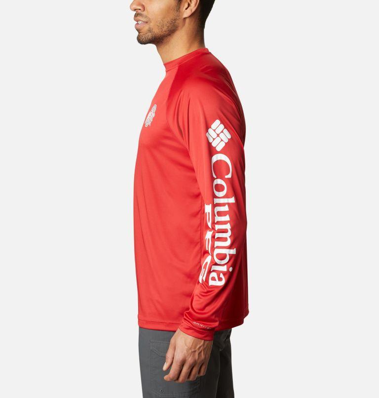 Men's Collegiate PFG Terminal Tackle™ Long Sleeve Shirt - Ohio State Men's Collegiate PFG Terminal Tackle™ Long Sleeve Shirt - Ohio State, a1