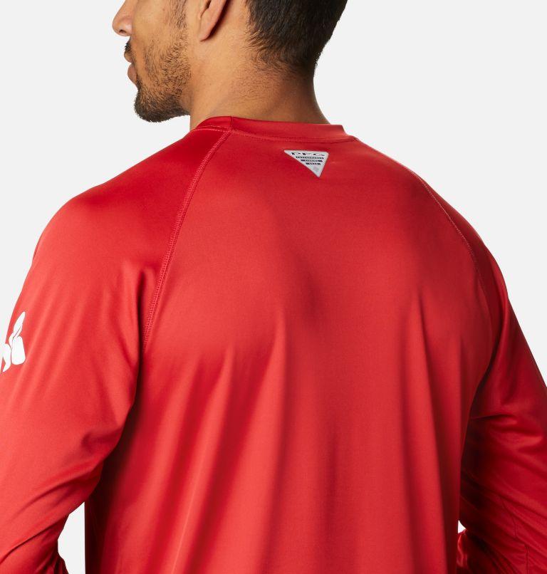 Men's Collegiate PFG Terminal Tackle™ Long Sleeve Shirt - Ohio State Men's Collegiate PFG Terminal Tackle™ Long Sleeve Shirt - Ohio State, a3