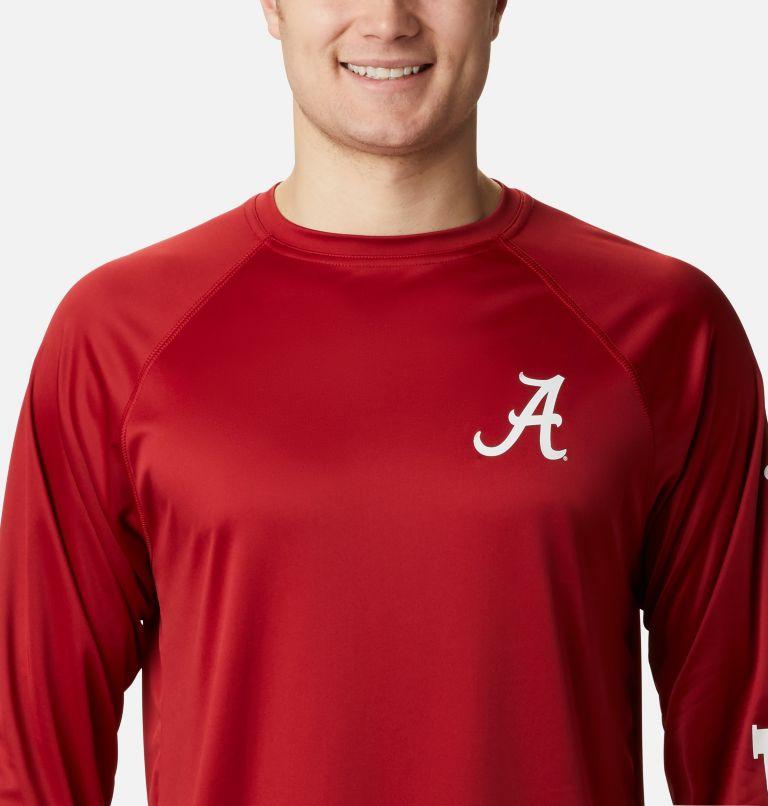 Men's Collegiate PFG Terminal Tackle™ Long Sleeve Shirt - Alabama Men's Collegiate PFG Terminal Tackle™ Long Sleeve Shirt - Alabama, a2