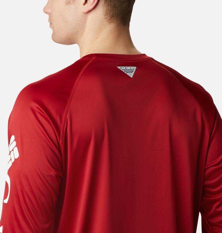 Men's Collegiate PFG Terminal Tackle™ Long Sleeve Shirt - Alabama Men's Collegiate PFG Terminal Tackle™ Long Sleeve Shirt - Alabama, a3