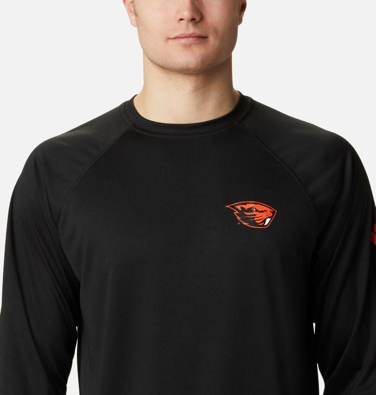 Men's Collegiate PFG Terminal Tackle™ Long Sleeve Shirt - Oregon State Men's Collegiate PFG Terminal Tackle™ Long Sleeve Shirt - Oregon State, a2