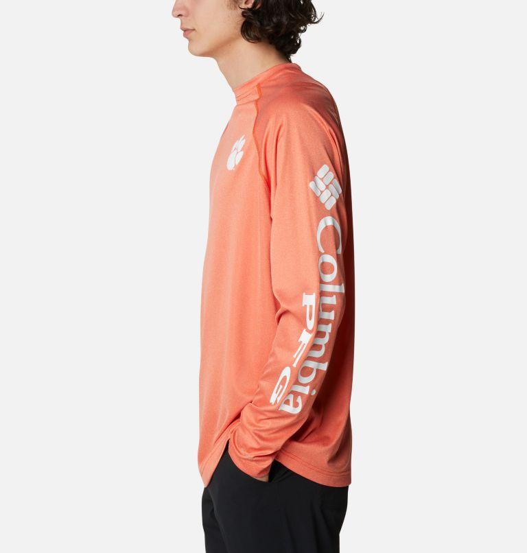 Men's Collegiate PFG Terminal Tackle™ Long Sleeve Shirt - Clemson Men's Collegiate PFG Terminal Tackle™ Long Sleeve Shirt - Clemson, a1
