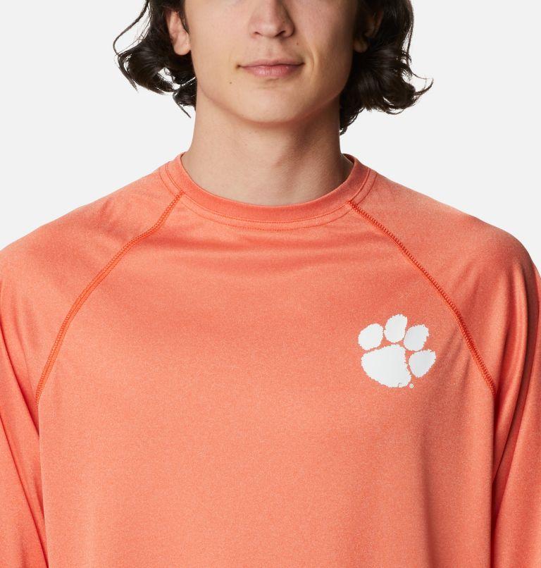 Men's Collegiate PFG Terminal Tackle™ Long Sleeve Shirt - Clemson Men's Collegiate PFG Terminal Tackle™ Long Sleeve Shirt - Clemson, a2