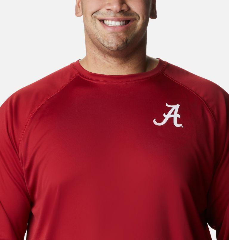 Men's Collegiate PFG Terminal Tackle™ Long Sleeve Shirt - Big - Alabama Men's Collegiate PFG Terminal Tackle™ Long Sleeve Shirt - Big - Alabama, a2