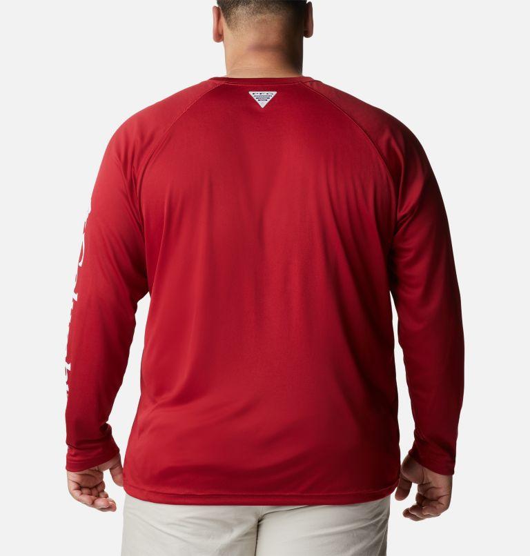 Men's Collegiate PFG Terminal Tackle™ Long Sleeve Shirt - Big - Alabama Men's Collegiate PFG Terminal Tackle™ Long Sleeve Shirt - Big - Alabama, back