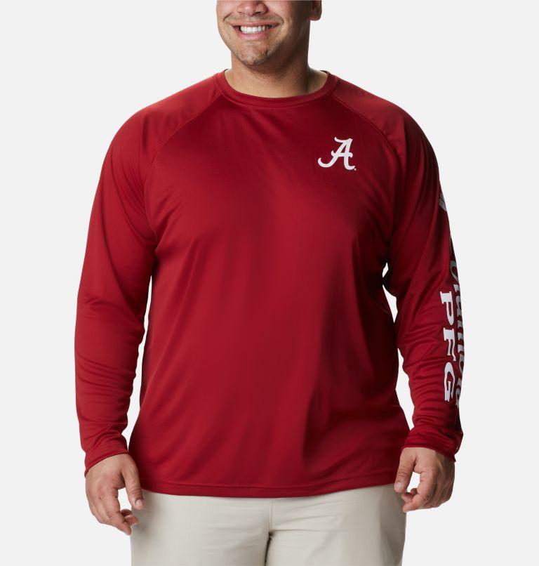 Men's Collegiate PFG Terminal Tackle™ Long Sleeve Shirt - Big - Alabama Men's Collegiate PFG Terminal Tackle™ Long Sleeve Shirt - Big - Alabama, front