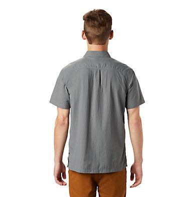 Men's El Portal™ Short Sleeve Shirt El Portal™ Short Sleeve Shirt | 054 | L, Light Storm, back