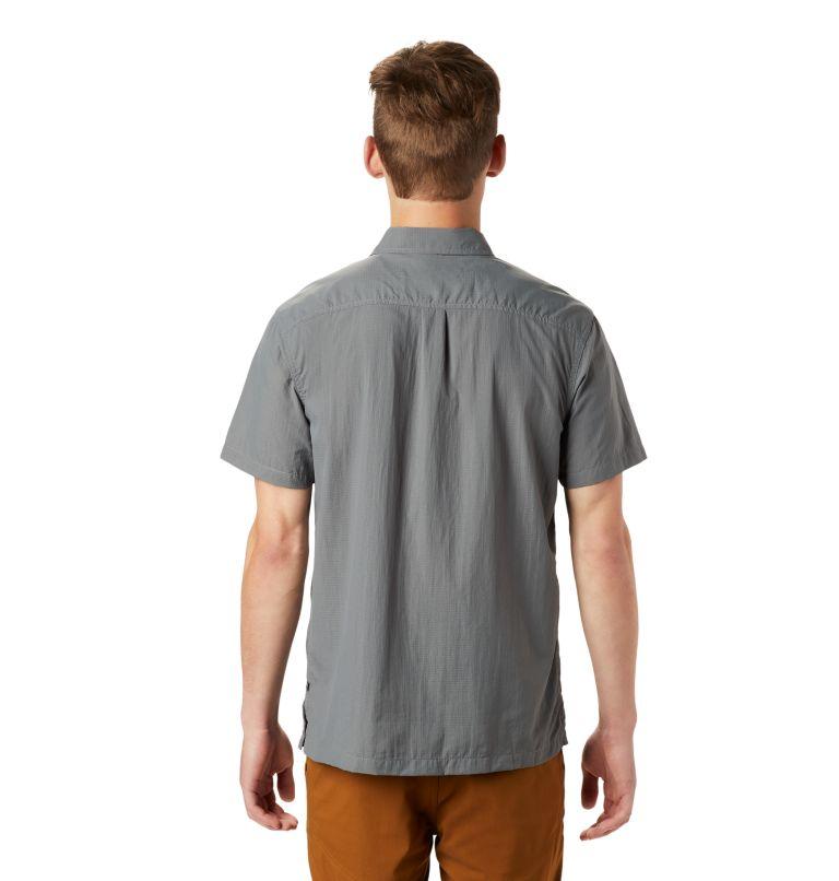 El Portal™ Short Sleeve Shirt | 054 | XL Men's El Portal™ Short Sleeve Shirt, Light Storm, back