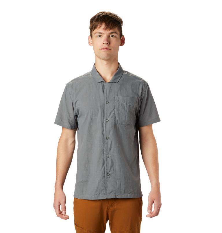 El Portal™ Short Sleeve Shirt | 054 | XL Men's El Portal™ Short Sleeve Shirt, Light Storm, front