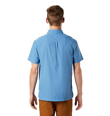 Men's El Portal™ Short Sleeve Shirt El Portal™ Short Sleeve Shirt | 054 | L, Deep Lake, back