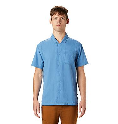 Men's El Portal™ Short Sleeve Shirt El Portal™ Short Sleeve Shirt | 054 | L, Deep Lake, front